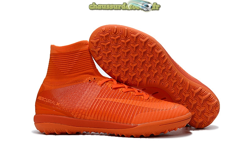 Chaussure Nike MercurialX Proximo INIC Orange